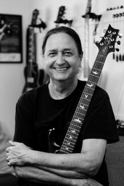 Photo by Adrian Goleby, property of Stringz Guitar Studio Brisbane